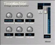 Скачать Timemachine (Windows, VST) / FX (Bitcrusher)
