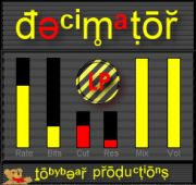 Скачать Decimator (Windows/Mac, VST/AU) / FX (Bitcrusher)