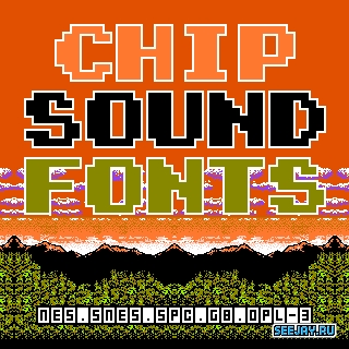 ChipSoundFonts (коллекция банков SF2)